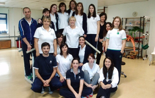 Portugal teaching trip
