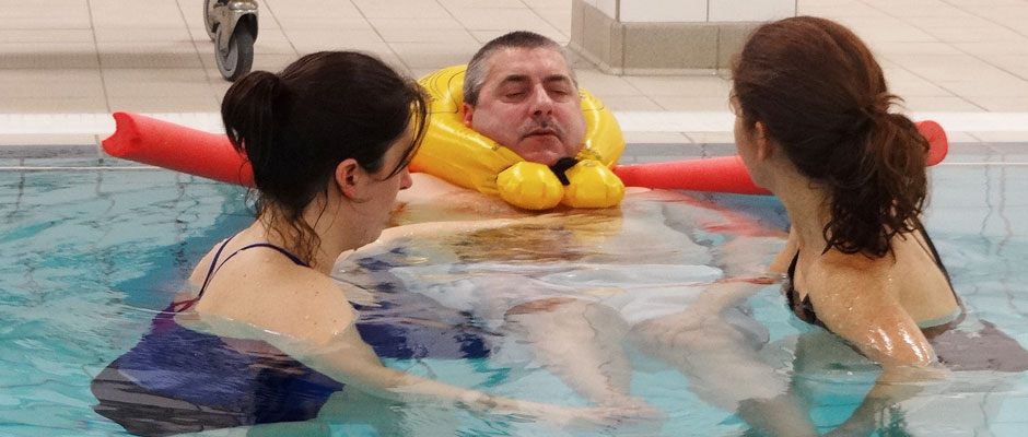 hydrotherapy   manchester neurotherapy centre