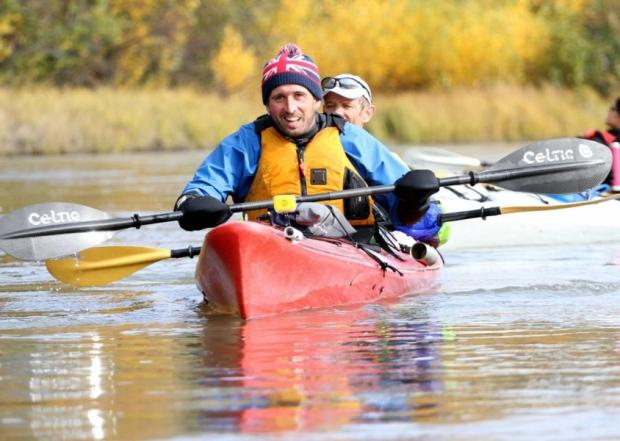 Ben Parkinson - Yukon River.