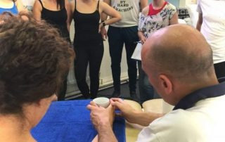 movement analysis and handling for therapy assistants