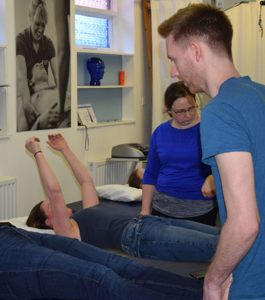 Neurological Rehabilitation for Physiotherapy Assistants Programme - Course  3 - Manchester Neurotherapy Centre